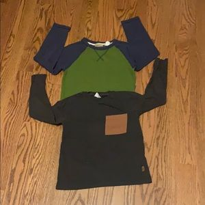 Long sleeve shirt size 7 kids good condition